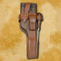 C-96 Wood Buttstock Holster Set 803408