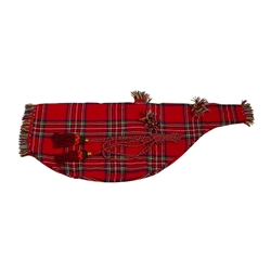 Bagpipe Cover and Cord, Tartan Miniature BGRT-M